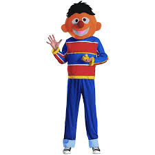 amazon com disguise men u0027s ernie costume clothing