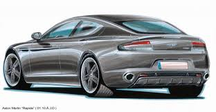 custom aston martin rapide cargraphic previews light enhancement for the aston martin rapide