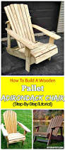Outdoor Wooden Chairs Plans Best 25 Wooden Adirondack Chairs Ideas On Pinterest Adirondack