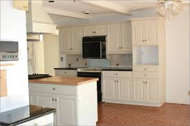 black countertops dark honey oak cabinets wood floors 2016 wood