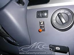 volkswagon touareg with redarc electric brake controller