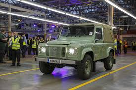 convertible land rover discovery 4x4 gold ines porsche macan and land rover defender grow in value