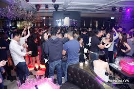bungalow nightclub in hong kong lan kwai fong hk clubbing