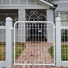 traditional woven wire fencing for 1920 s style homes beautiful