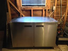 Commercial Kegerator Stainless Steel Fermentation Chamber Build Home Brew Forums