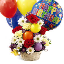 discount balloon delivery my birthday bouquet and balloons at send flowers