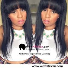 how to style brazilian hair nicki minaj bob style short brazilian hair lace wig cbw01