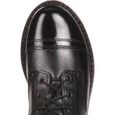 rocky duty boots men u0027s side zipper jump boots