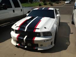 2008 Mustang Gt Black 2005 2009 Mustang Gt Hoods
