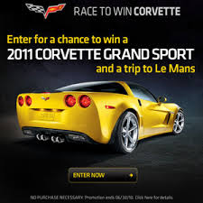 race to win corvette corvette racing race fans can register to win a corvette through