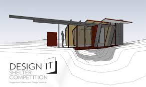Home Design Competition Shows Google Holds Shelter Design Competition