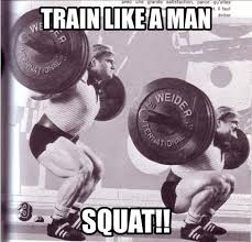 Squat Meme - 8 common squatting mistakes and how to correct them for stronger