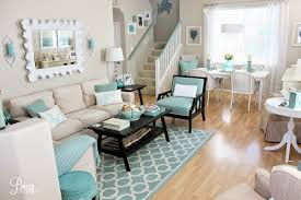 coolest house of turquoise living room for inspirational home