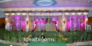 Wedding Decoration Items Manufacturers Ideal Blooms