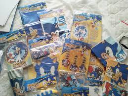 sonic party supplies sonic party supplies by blue sonikku on deviantart