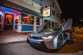 Bmw I8 Ground Clearance - thunder and lightning bmw i8 review the verge