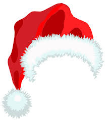 christmas santa claus hat png transparent images png all