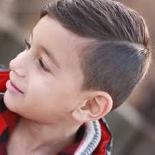 model rambut anak cowo potongan rambut fade with slick untuk anak laki laki govin pinterest