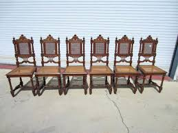 vintage dining room sets antique dining table and chairs thelt co