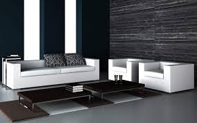 modern living room black and white home design ideas