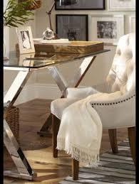Ava Desk Pottery Barn Leera Antique Mercury Glass Table Lamp Base Metal Desks And Desks