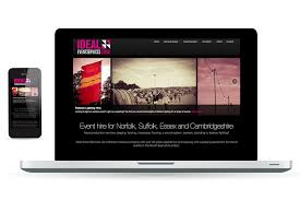 Home Design Events Uk by Ideal Events Norfolk Suffolk Marketing Splice Creative