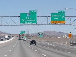U S Route 395 In by U S Highway Route 395 Northbound Washoe County Freeway Ap U2026 Flickr