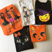 halloween tees for kids that chic mom kid u0027s halloween tees from the children u0027s place
