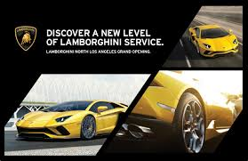 lamborghini showroom lamborghini north los angeles new lamborghini dealership in