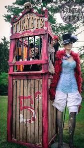 Creepy Carnival Decorations Creepy Carnival Ideas Creepy Carnival 2017 Halloween Party