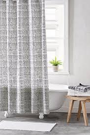 Black White Shower Curtain Shower Curtains