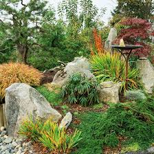 rock garden design ideas japanese garden design planting and