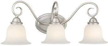Traditional Bathroom Light Fixtures Furniture Charming Light Brushed Nickel Vanity Traditional