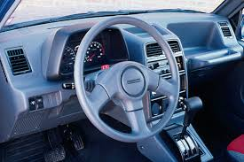 chevy tracker 1990 1990 98 geo chevrolet tracker consumer guide auto