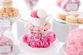 pretty in pink kitchen tea tickled pink party ideas