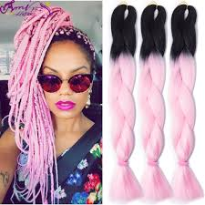 Hairstyles With Jumbo Braiding Hair Braiding Hair Extensions Picture More Detailed Picture About 5
