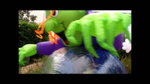 halloween witch inflatable lawn decoration 2014 youtube