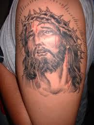 ideal jesus tattoos images