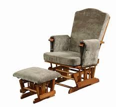 furniture glider rocking chair luxury kub ashdown dark finish