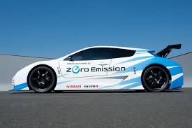 nissan leaf ad nissan leaf nismo rc purpose built track racer debuts at new york