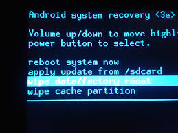 how to reset android factory reset galaxy tab 10 1 foo