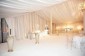 tent draping pic 28 venue fisher island tent draping event decor pipe and