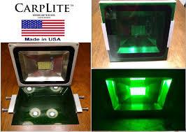 Green Flood Light 50 100w Led Bowfishing Boat Light Filter Green Color For 11