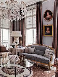 wonderful french style living room provincial farmhouse sofa dark