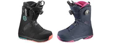 womens snowboard boots nz 2017 salomon s kiana and snowboard boot review