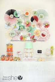 paper fan backdrop new diy party decor ideas paper fan backdrop paper rosette party