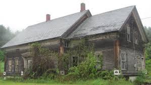 Vermont House Abandoned Farm House Johnson Vt Vermont Pinterest Farm