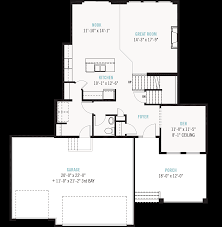 newport floor plans for new homes in langdon by stepper homes
