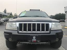 2004 jeep grand cherokee limited suv for sale in ferndale wa 0