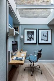 london townhouse home office study sims hilditch interior